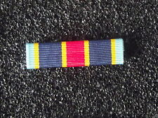 K6 us marine corps Overseas service Navy médaille barrette ribbon bar