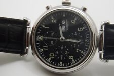 Mint Chronograph with Valjoux movement and glass case   bottom