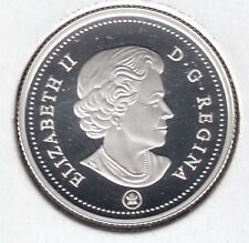 2017 Canada Twenty Five Cents - from a Proof Set