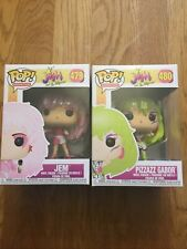 Jem And The Holograms Funko Pop.  Jem And Pizzazz Gabor