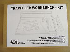 jbr999001/ JBr Model - Traveller Workbench Kit