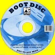 Windows CD Computer Software Utility Suites