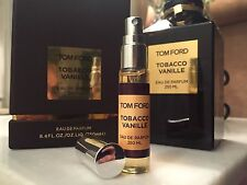 Tom Ford - Private Blend TOBACCO VANILLE 10ml Sample 100% AUTHENTIC! Fast ship!
