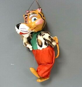Vintage Pelham Puppets Tiger - 1963 range