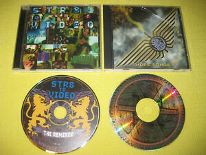 Mindless Self Indulgence ‎Straight To Video & The Chaos Engine More  2 CD Albums