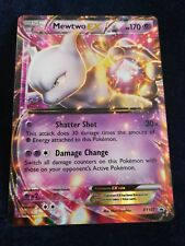 Mewtwo EX XY107Used however condition like brand new