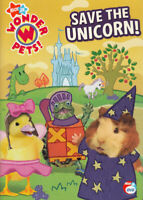 Wonder Pets! - Save the Unicorn! New DVD