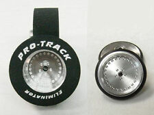 "Pro Track ""Classic"" 1 1/16"" x .700 wd Matching Rr & Ft 1/24 Slot Car Drag Tires"