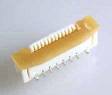 Conector Molex 0525591252 Zif 12 vías 0.5mm Pitch S/montaje 5 piezas OMB1-11