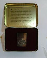 Zippo 60th Anniversary 1932-1992 Lighter - USA