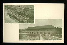 Buffalo, New York NY Vintage postcard Morning Express- Ontario Power Company
