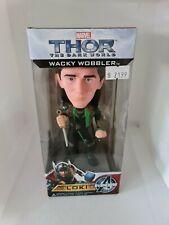 Thor Dark World Wacky Wobbler Bobble Head Figure Funko Marvel