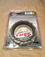 Yamaha Raptor 660 2001-2005 Tusk Clutch Kit Steel and Friction Plates