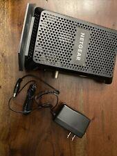 NETGEAR CM600 DOCSIS 3.0 Cable Modem