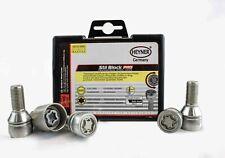 Fiat Ulysse 2003-On Locking Wheel Nuts Bolts M14x1.5x28 Security 399/5