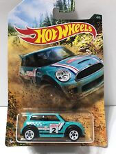 Hot Wheels - 2019 Rally El Segundo 4/6 Mini Cooper S Challenge (BBFYY01)