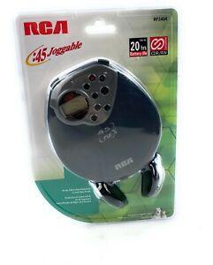 VTG NOS RCA RP-2404C Portable CD Player with ESP Xtreme Anti-Skip Joggable
