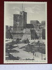BARI-Castello Normanno-no viagg,anni 40,animata#4243