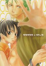One Piece YAOI Doujinshi ( Zoro x Luffy ) Glamorous Gossip, KAMIL.P.J