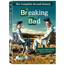 Breaking Bad: The Complete Second Season (DVD, 2010, 4-Disc Set) #V1