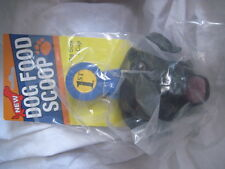 New listing Plastic Black Lab Labrador 1 Cup Scoop by What-A-Pet
