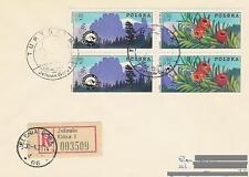 Poland postmark - tourism