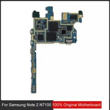 Original Motherboard Samsung Galaxy Note 2 N7100 madre scheda Mainboard Board