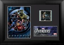 THE AVENGERS Marvel Comics Walt Disney 2012 Superhero MOVIE PHOTO and FILM CELL