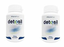 2x Detosil Effective cleansing of toxins detox