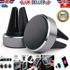 In Car Magnetic Mobile Phone Holder Universal Stand Fits Air Vent Mount Bracket