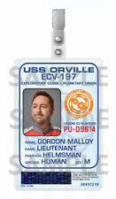 The Orville - Gordon Malloy cosplay I.D. Badge