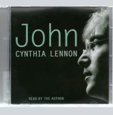 CYNTHIA LENNON RARE JOHN LENNON 2 x CD AUDIO BOOK BEATLES