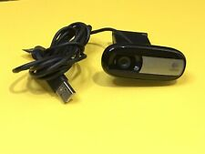 Logitech V-U0026 C170 860-000379 USB WebCam Camera Clip PC Built In Microphone