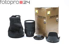 Nikon AF-S DX Nikkor 16-85 mm 3.5-5.6 G ED VR + top (214990)