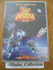 DVD ** FLY ME TO THE MOON ** EDITION COLLECTOR + lunettes 3D