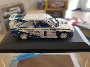 MINICHAMPS 'FORD ESCORT RS COSWORTH 1993 monte carlo delecour car very rare guys