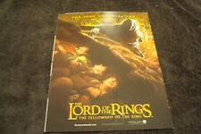Lord Of The Rings Fellowship Of The Ring Oscar ad Hobbits hiding from Nazgûl