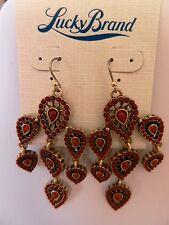 Lucky Brand Chandelier Drop  Earrings MSRP $42