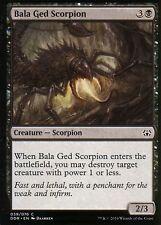4x Bala Ged Scorpion   NM/M   Nissa vs. se Nixilis   Magic MTG