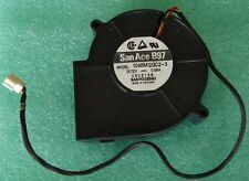 San Ace B97 109BM12GC2-3 fan 12V 0.68A DC 97*33mm 3pin #M1998 QL