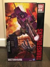 Transformers Masterpiece Action Figure MP-10SG Shattered Glass Optimus Prime New