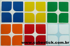 Magic Cube Stickers 2x2x2 50mm Dayan COLOURS