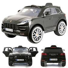 Porsche Macan turbo 12V SUV Fernbedienung Kinderfahrzeug Kinderauto Elektroauto