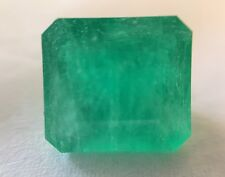4.11CT OCTAGON CUT EMERALD 10.4MM X 9.5 ***PRICE REDUCED