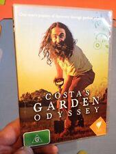 Costa's Garden Odyssey:Complete Series(2xDVD UK)Costa Georgiadis Greek 2009