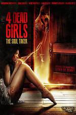 4 Dead Girls: The Soul Taker (DVD, 2013)