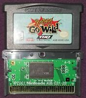 Rugrats Go Wild (Nintendo Game Boy Advance, 2003) GBA Gameboy
