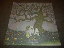 J MASCIS - TIED TO A STAR - ORIGINAL SS ROLLED LARGE PROMO POSTER - 2014