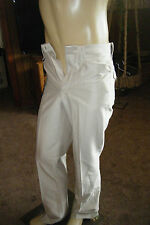 NWT BUFFALO COUNTRY Men's Western Pants Shiny Beige Pearl size 30, never hemmed