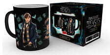 Fantastic Beasts and Where to Find Them Newt Scamander Heat Changing Mug